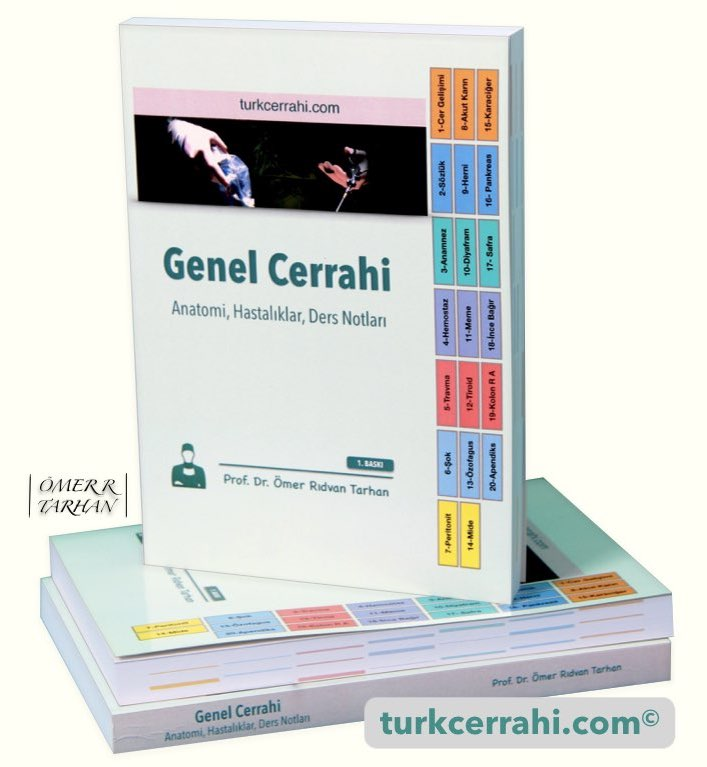 Genel Cerrahi Kitap A4