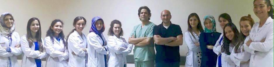 Prof Dr Ömer Rıdvan Tarhan (cerrah duruşu)