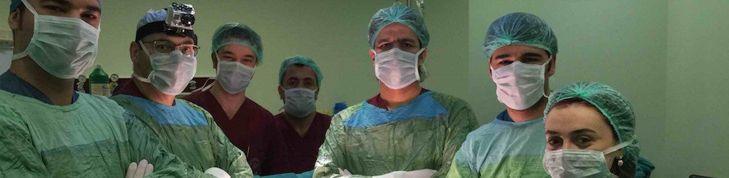 Prof. Dr. Ömer Ridvan Tarhan (ameliyathane)