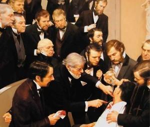 Cerrahinin tarihçesi; asepsi-antisepsi öncesi