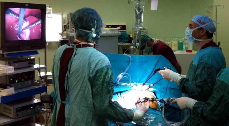 Cerrahinin tarihcesi laparoskopik cerrahi