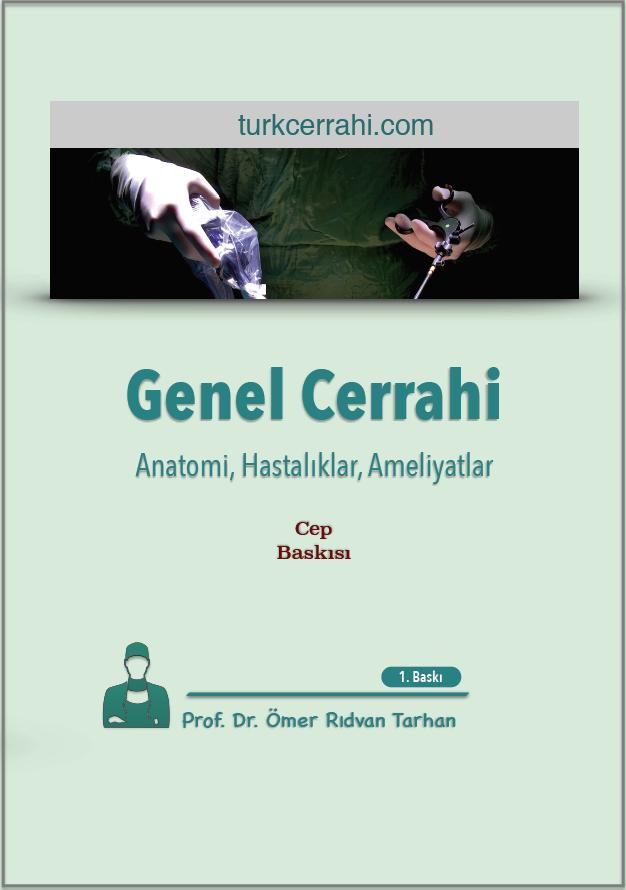 Genel Cerrahi Kitabı Ön Kapak (A5)